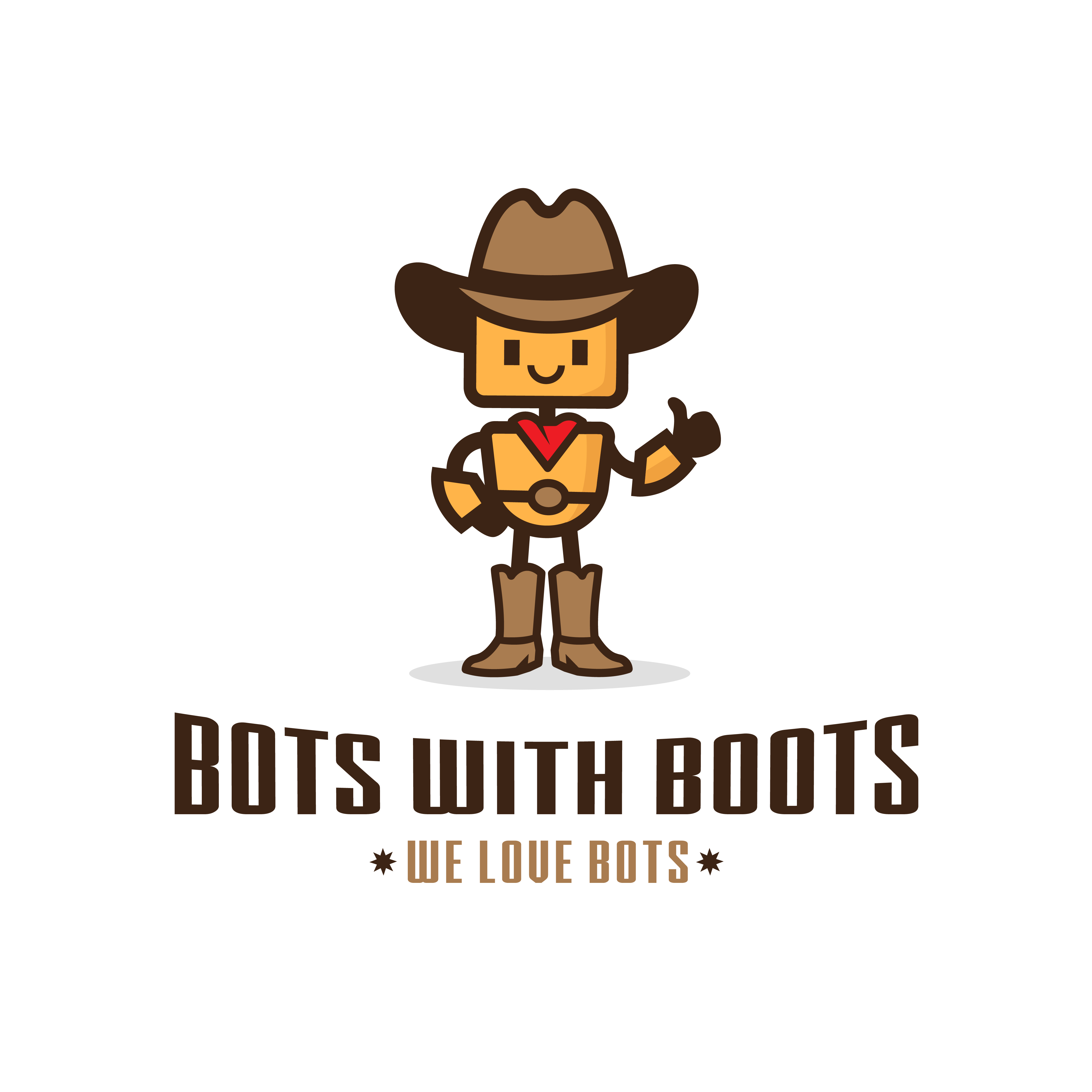 Logo for Bots with Boots