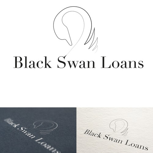 Help! Black Swan Loans needs a logo! Little loans from a Perth based company