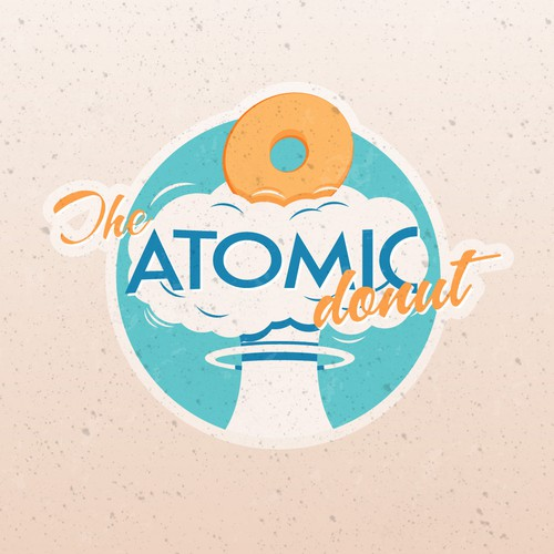 The atomic donut