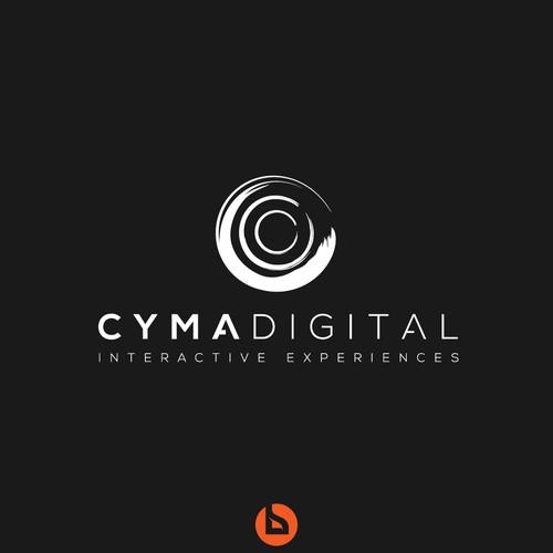 CYMA DIGITAL logo