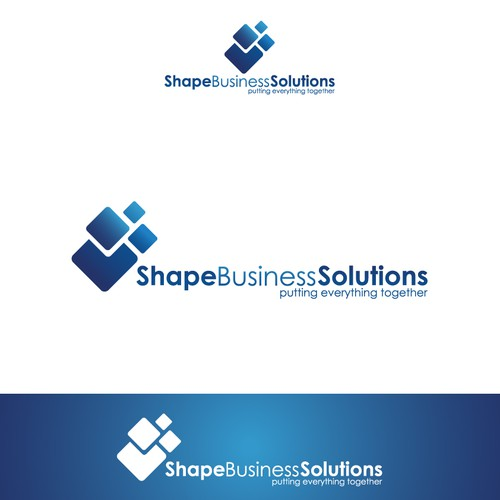 Help Shape Business Solutions with a new logo