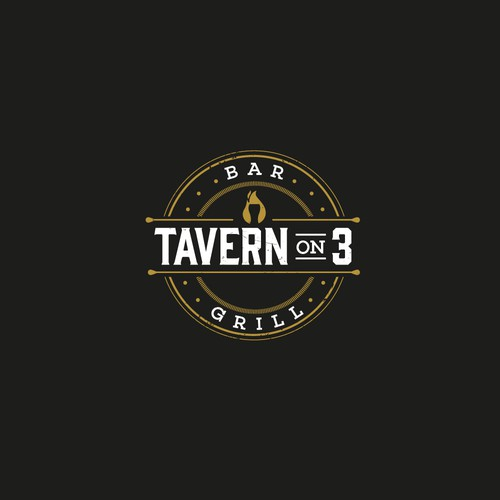 TAVERN ON 3, BAR and GRILL