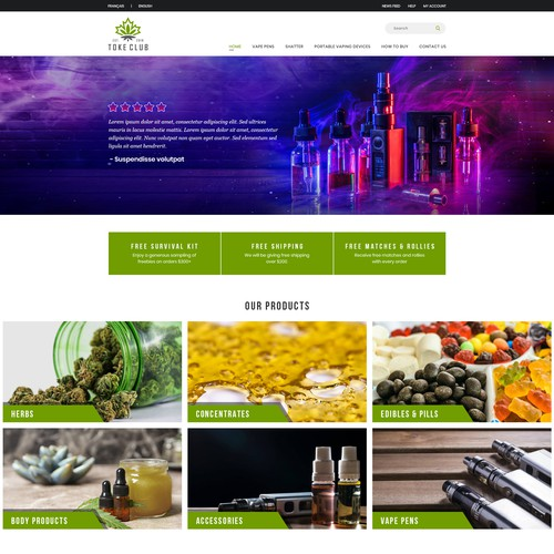 Pipe Website