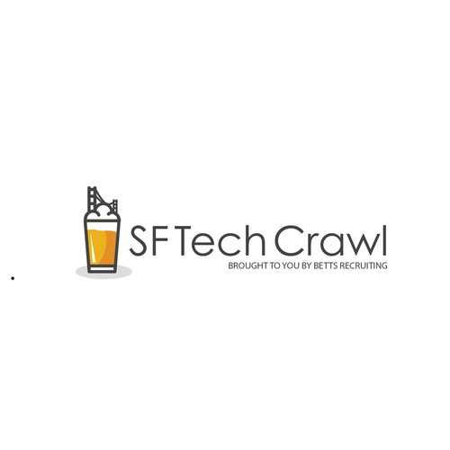 Design Concept for a Tech related Beer Crawl through San Francisco