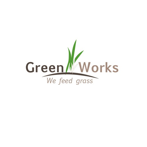 Logo for agricultural company