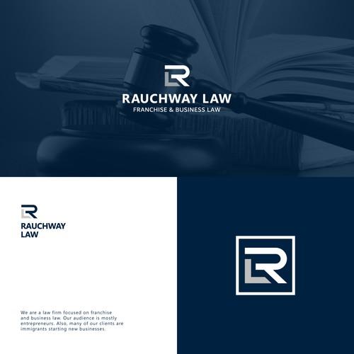 Rauchway Law | Logo Design