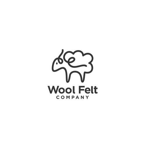 Wool Felt Company Logo