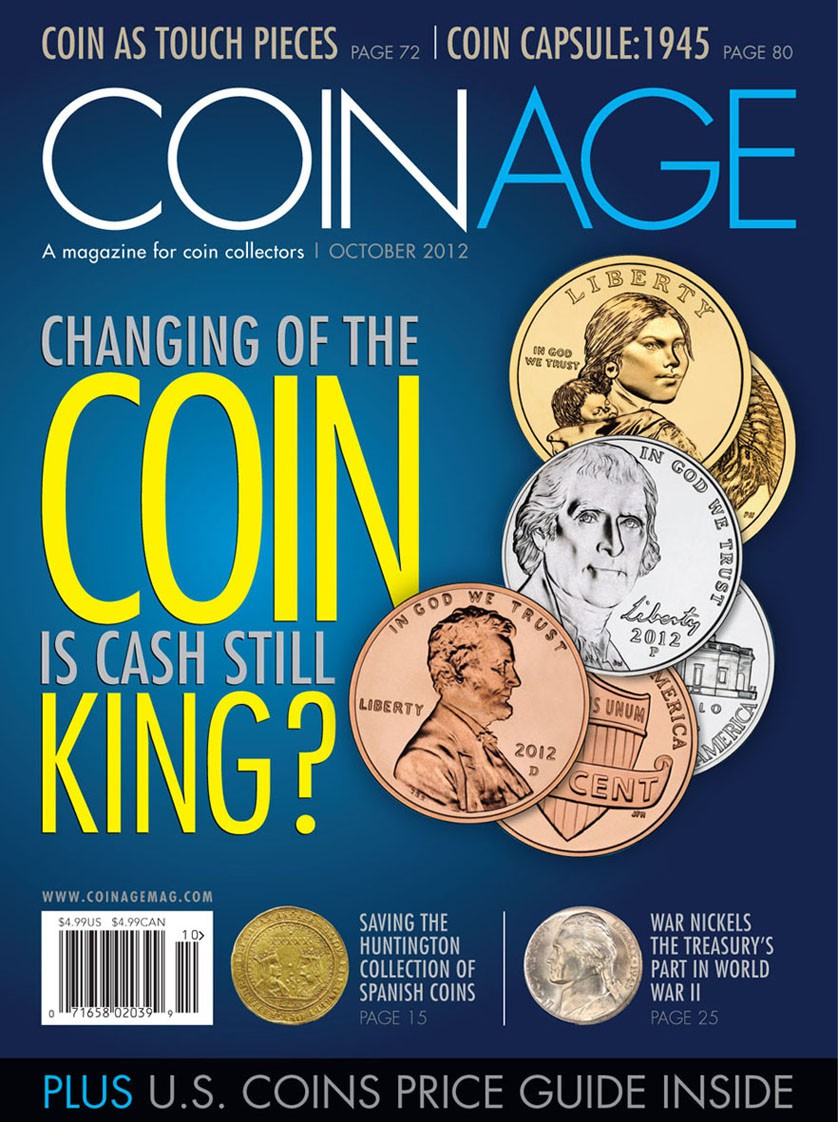 magazine cover for Trimbach Media
