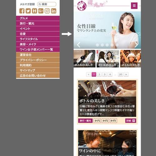 Feminine website