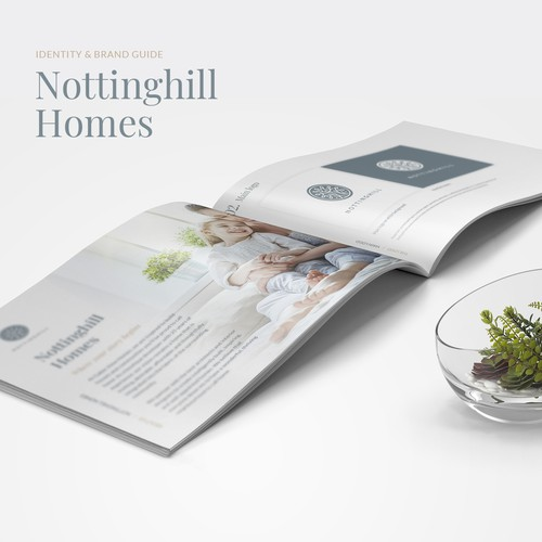 NottingHill Homes Logo and Brand Guide