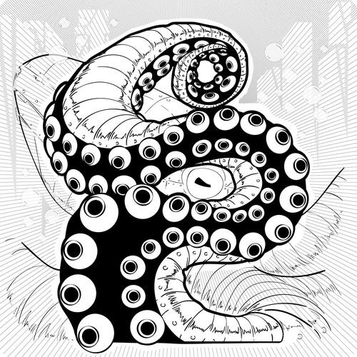 Octupus tentacle