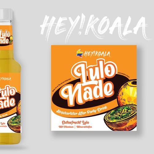 Design Label Bottle