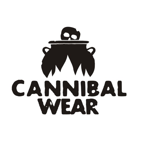 Help CANNIBALWEAR with a new logo