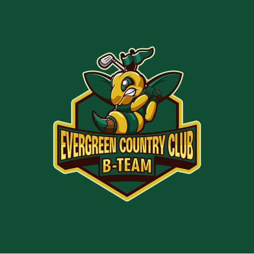 EVERGREEN COUNTRY CLUB . B-TEAM