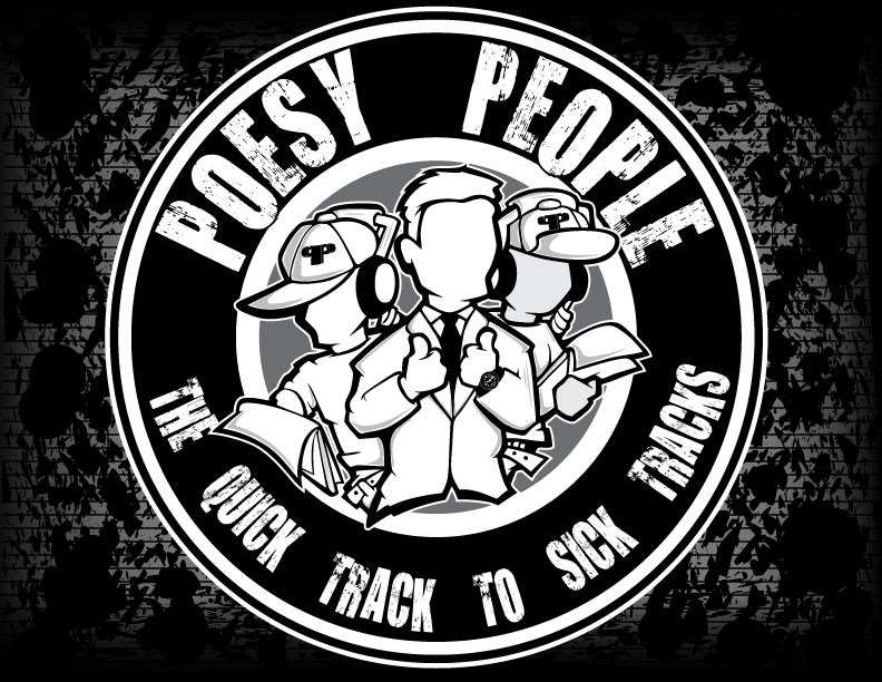 Help Poesy People with a new logo