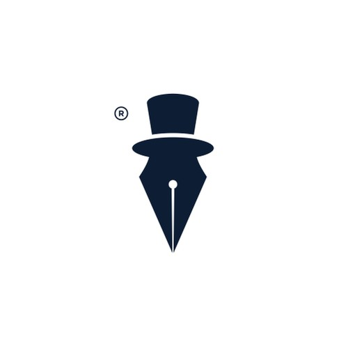 A unique logo concept for Mister Pen