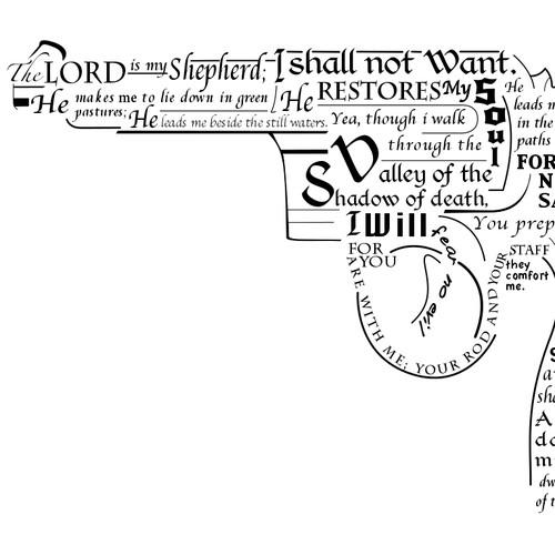Gun Lettered