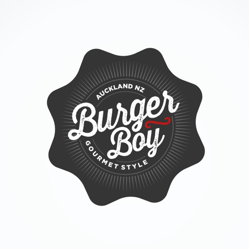 Gourmet Style Burger Store