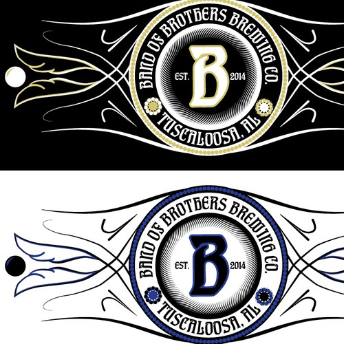 Logo Design for New Craft Brewery