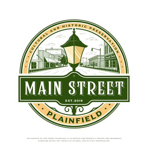 Main Street Plainfield