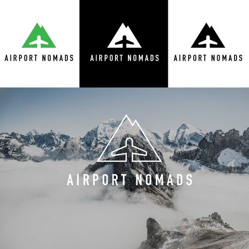 Airport Nomads Logo