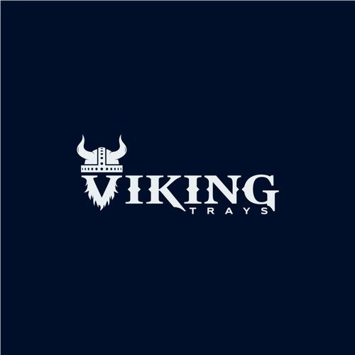 Viking - Logo for a company that sell aluminium ute trays