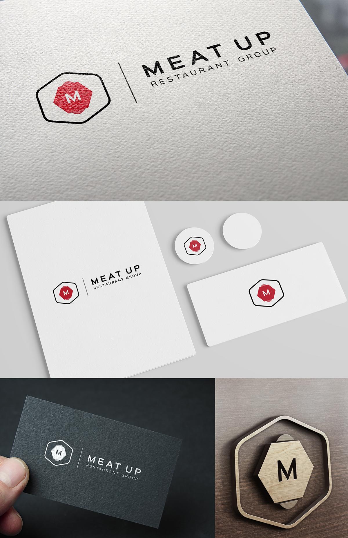 Create a Clean & Modern Corporate Logo for a Restaurant Group...