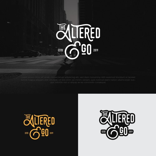 Logo Design for The Altered Ego