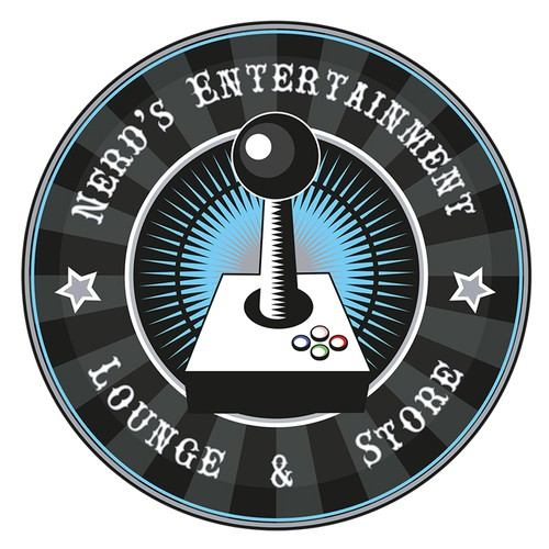 Video Game Store Logo
