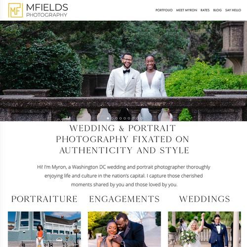 Mfields Photography Design