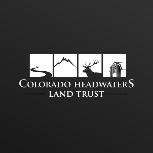 Colorado Headwaters Land Trust - Logo Design