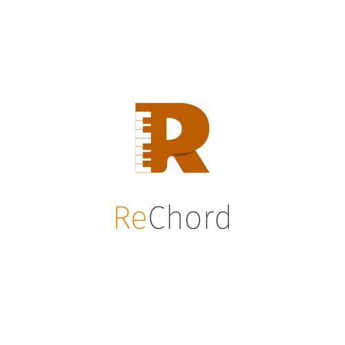 ReChord music logo
