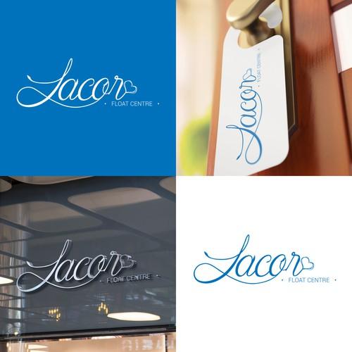 """Logo concept for """"Lacor Float Centre"""""""
