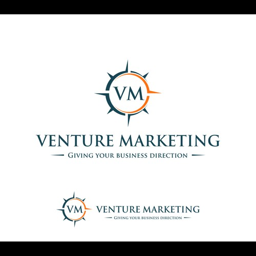 Create Business Cards and Logo for a Marketing Services Agency