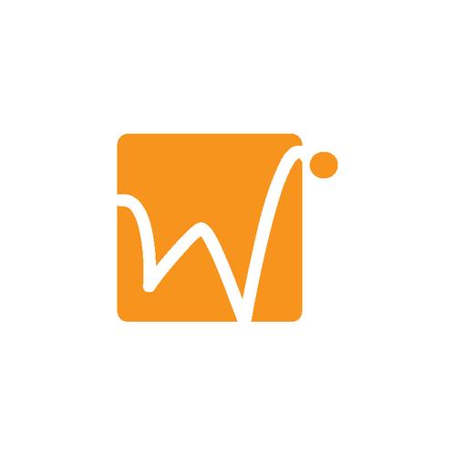Logo design concept for Woodpie social network