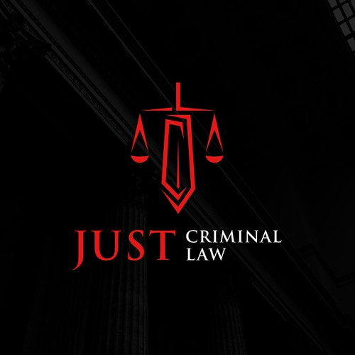 Logo for law group