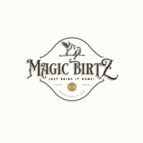 Magic Birtz Logo