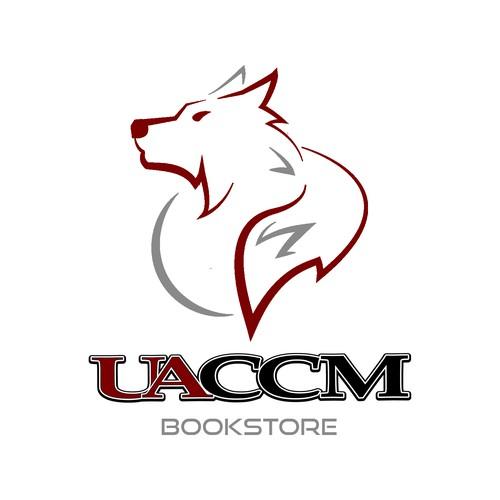 logo the uaccm bookstore contest
