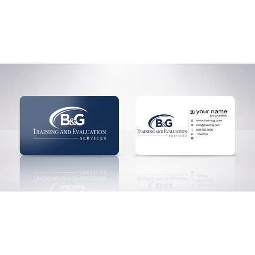 rounded card