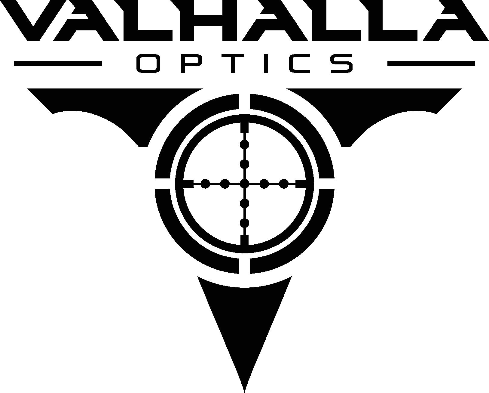 Valhalla Optics Riflescope coat of arms