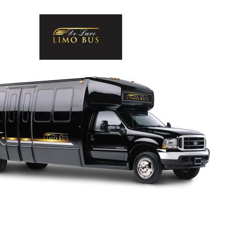 Design for De Luxe Limo Bus