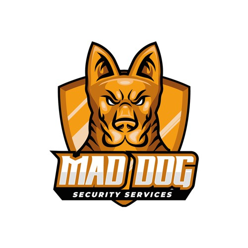 Mad Dog Security Concept