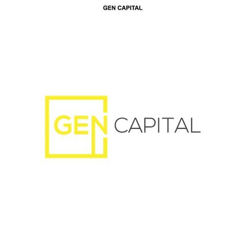 Gen | Capital Logo