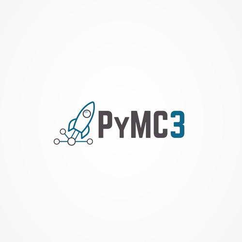 PyMC3 logo design