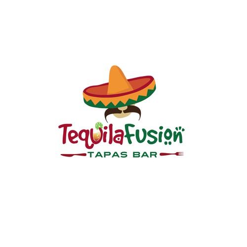 Help Tequila Fusion, Tapas Bar with a new logo
