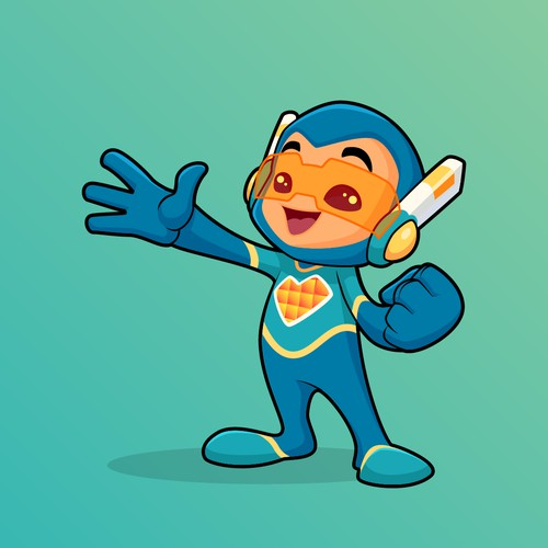 Mascot for Game App
