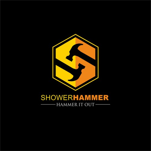 SHOWERHAMMER logo blogs