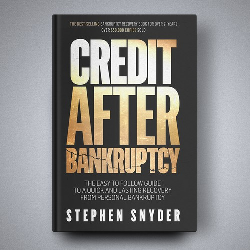 Book cover for Credit After Bankruptcy