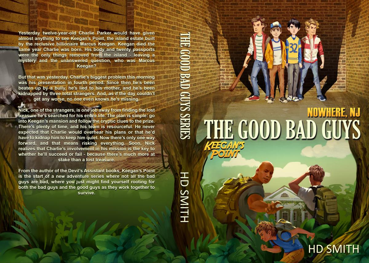KP/NNJ Bundle Cover (Middle Grade)