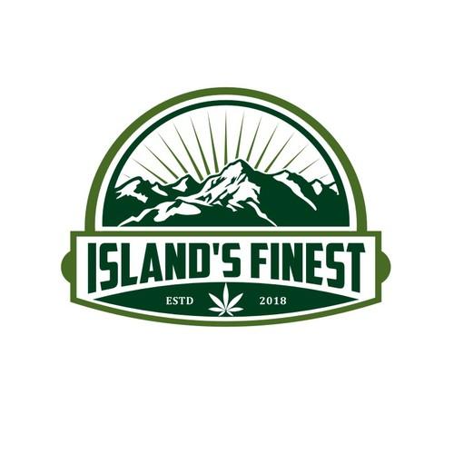 Island's finest logo